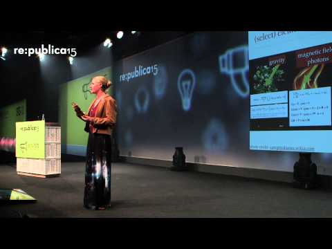 re:publica 2015 - Christine Corbett Moran: Simulating the universe: supercomputers in astrophysics on YouTube
