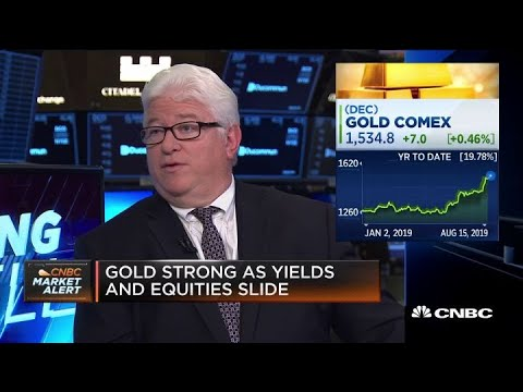HSBC precious metal analyst on how much further gold can rally