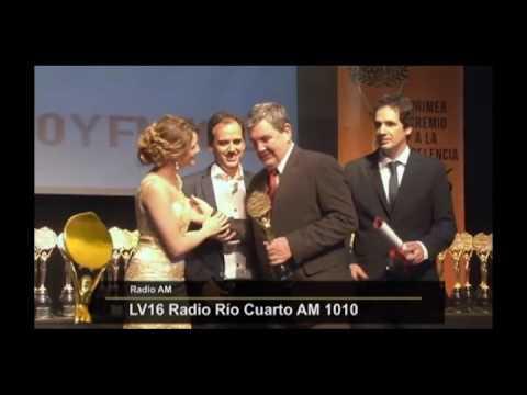 Primer Premio a la Excelencia 2016 Río Cuarto - LV16 Radio Rio ...
