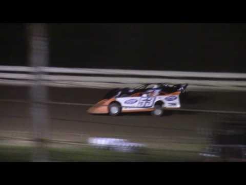 Hummingbird Speedway (6-10-17): BWP Bats Late Model Feature