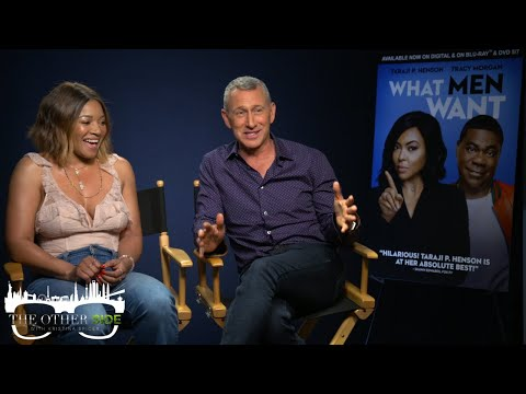 What Men Want - Tamala Jones And Director Adam Shankman Say Men Are Actually Simple | The Other Side