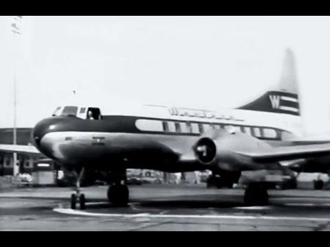 LAX - Los Angeles International Airport Promo Film - 1954