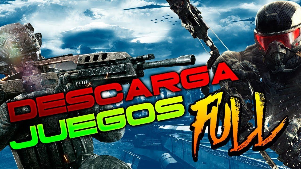 Descargar Juegos Gratis Y Full Para Pc Completos Y En Espanol