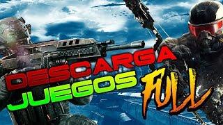 Video DESCARGAR JUEGOS GRATIS  Y FULL PARA PC | COMPLETOS Y EN ESPAÑOL download MP3, 3GP, MP4, WEBM, AVI, FLV Desember 2017