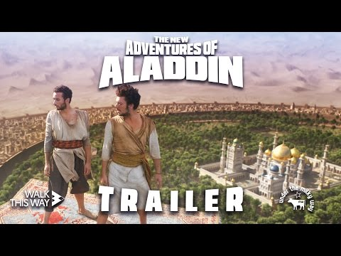 The New Adventures of Aladdin - US Trailer