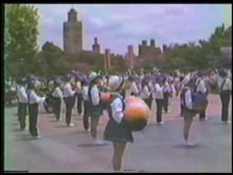 Appalachia High School Band Trip '85 pt 2