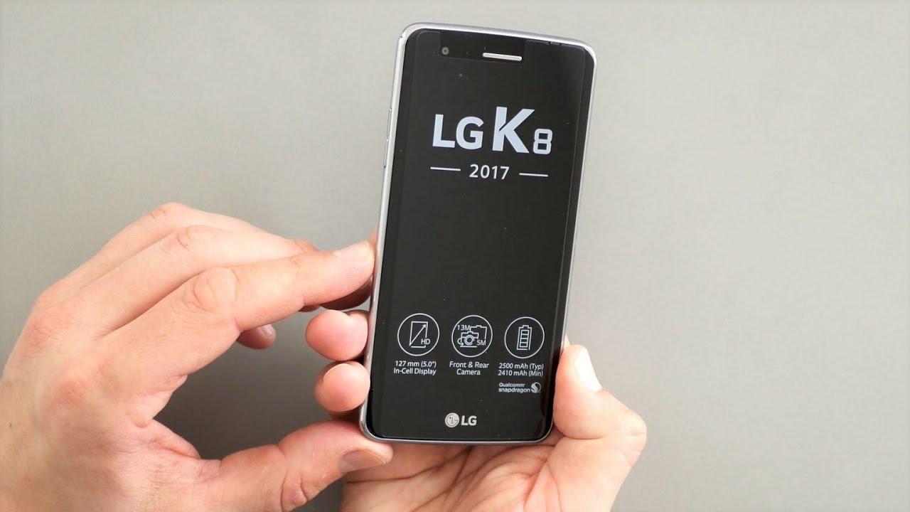 lg k8 2017. lg k8 (2017): unboxing \u0026 erster eindruck   deutsch 🎁 techloupe lg 2017