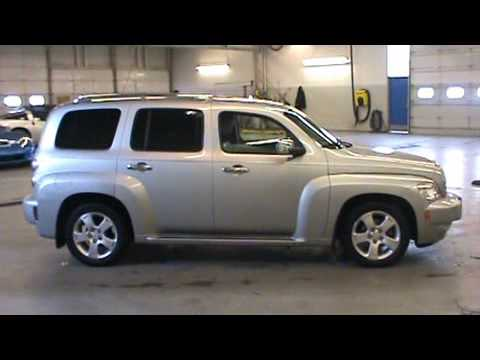 2006 Chevrolet Hhr Lt Sport Wagon 4d Youtube