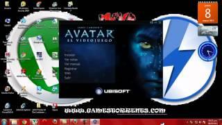 Como Descargar e Instalar Avatar El Videojuego 2012 [HD]