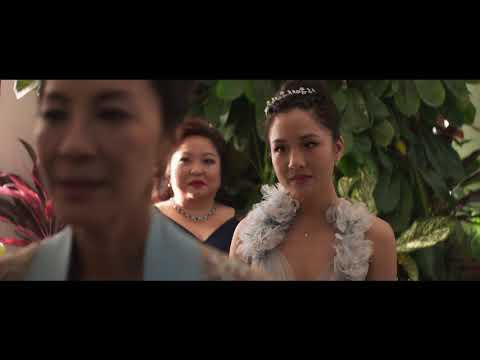 CRAZY RICH ASIANS   International  1