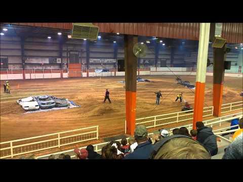 Outlaw Monster Truck Spectacular Ada 2012