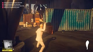 Hitman 2 - Mumbai: The Han Encasement - Level 3 Escalation: Silent Assassin Suit Only