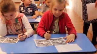 """Урок """"Математика"""". 29.03.2017г. Подготовительная группа"""