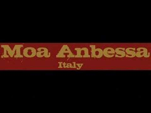 Moa Anbessa Italy  - HOLY FIRE - FORWARD - COMMAND -