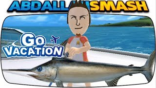Go Vacation on Nintendo Switch - FISHING! [Episode 3]