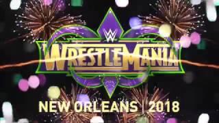 WrestleMania 34 se llevará a cabo en New Orleans en el 2018