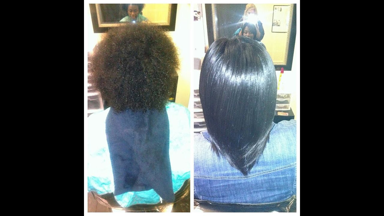 Dominican Blowout Natural Hair Pictures