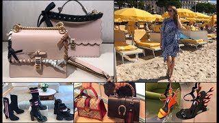 Shopping Vlog France Cannes *  Бутики * Примерка одежды & обуви*   Шоппинг во Франции ??? - Видео от blondinka iztokyo