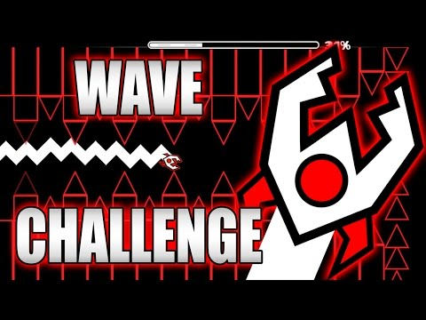 WAVE CHALLENGE - Geometry dash 2.0
