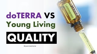 Fascinating doTERRA VS Young Living Quality Difference