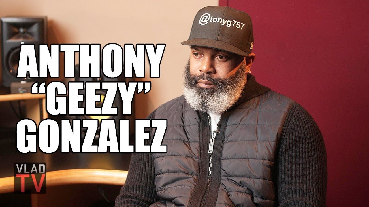 "Anthony ""Geezy"" Gonzalez: 95% of The Clipse's Drug Raps are Based on My Life (Part 3)"