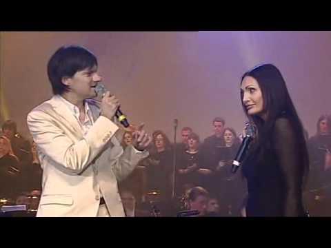 "Anna Oxa & Ivo Gamulin - ""Pijesak vremena"" (Zagabria 2009) 3°"