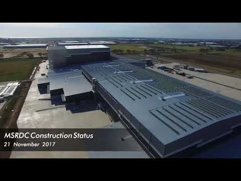 Woolworths Melbourne South Regional Distribution Centre (MSRDC) - MSRDC Drone Fly Over
