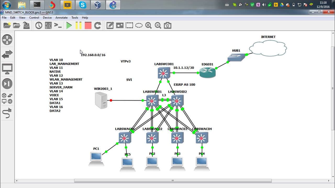 ccnp switch lab 4 svi vtp pruning stp manual pruning shutdown rh youtube com Cisco Router Switch Red Cisco Config