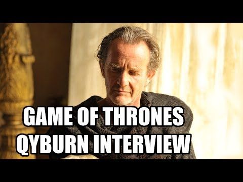 Game of Thrones Qyburn Interview - Anton Lesser