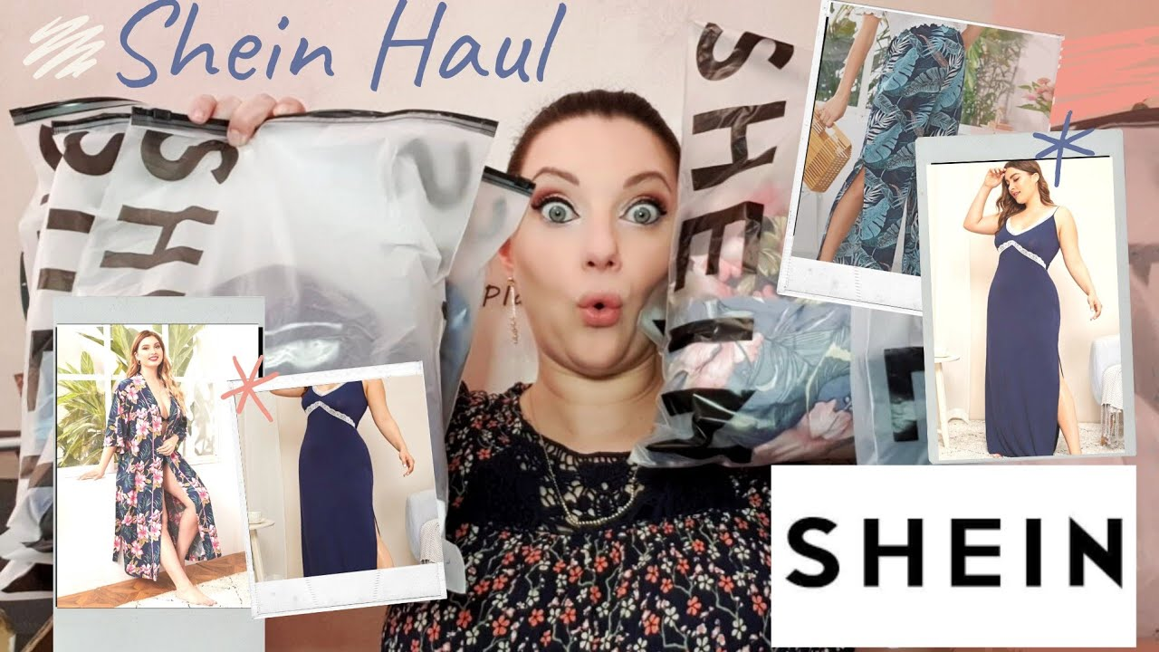 HUGE SHEIN TRY ON HAUL || CURVY - SUMMER 2020 - PREMAMAN EPIC FAIL