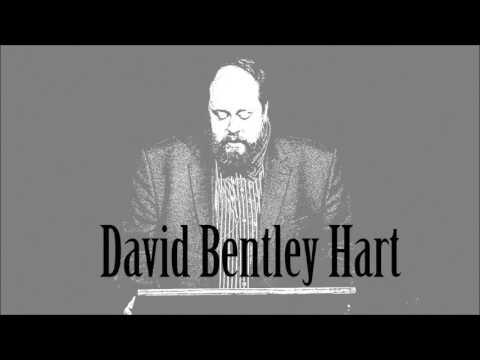 David Bentley Hart interview - Crackers and Grape Juice Podcast