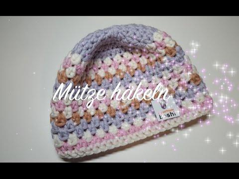 Häkelanleitung Mütze Myboshi Mütze Agano Häkeln Häkelmädel Youtube