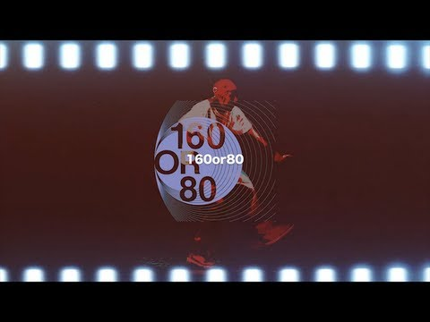 160OR80 JAPANESE JUKE/FOOTWORK/HIP HOP COMPILATION SAMPLE MOVIE