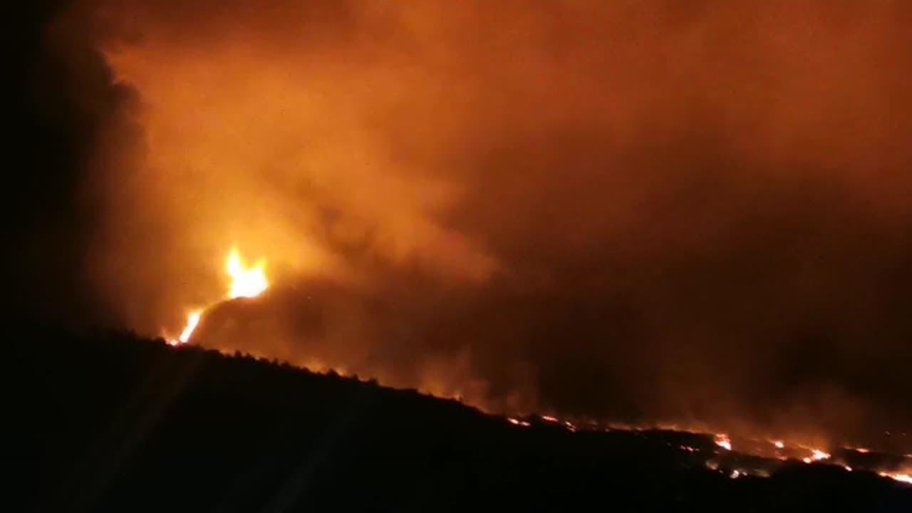 Download Erupción del Volcán de Cumbre Vieja (La Palma): día 24