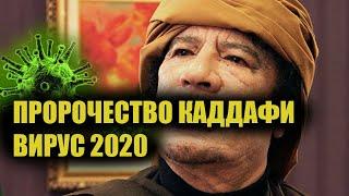 Он знал о коронавирусе ещё в 2009 году. Прогноз на 2020-21 года.