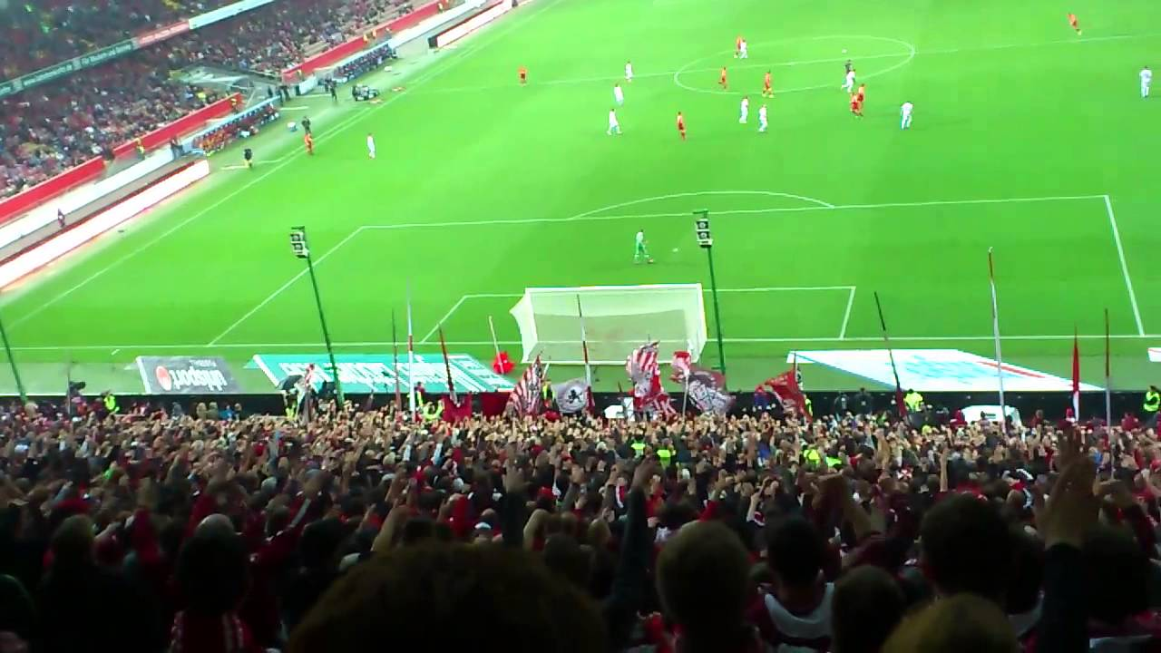 Fsv Frankfurt Vs Kaiserslautern