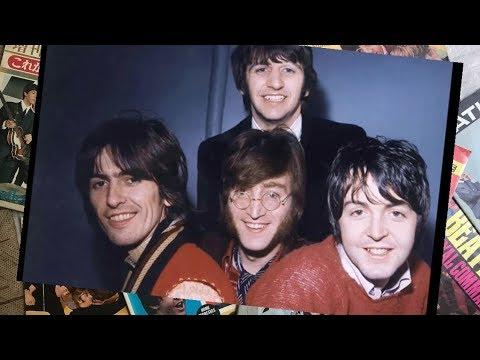 "♫ The Beatles photos  recording ""Lady Madonna"" 1968"