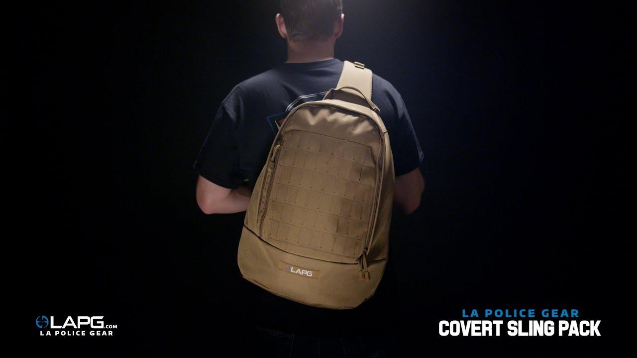 LA Police Gear - Covert Sling Pack