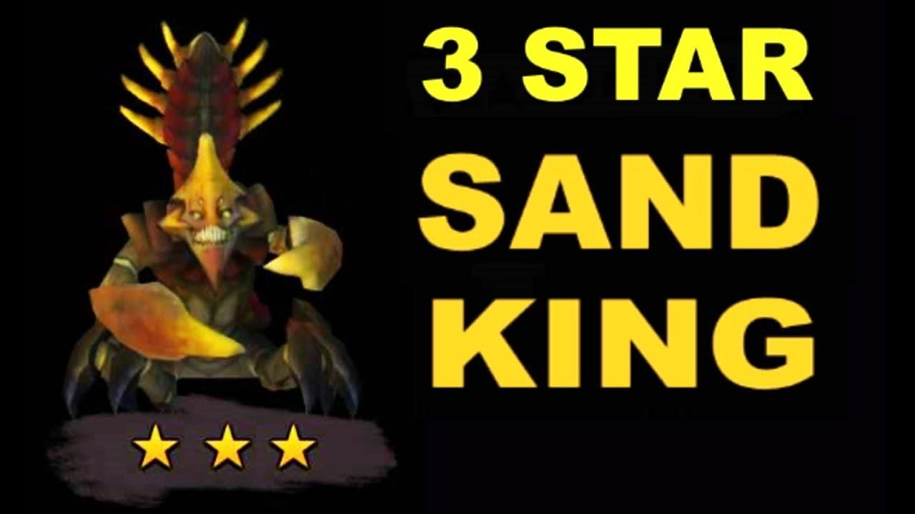 Kết quả hình ảnh cho sand king dota underlords