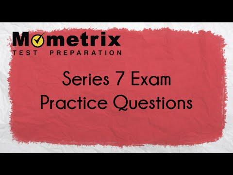 Series 7 Exam Prep - Free Series 7 Practice Test