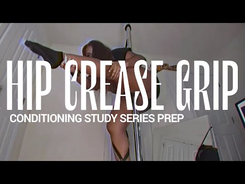 Hip Crease / Pelvic Pole Grip — Form & Cues Prep  (Streaming Video Conditioning/Training Series)
