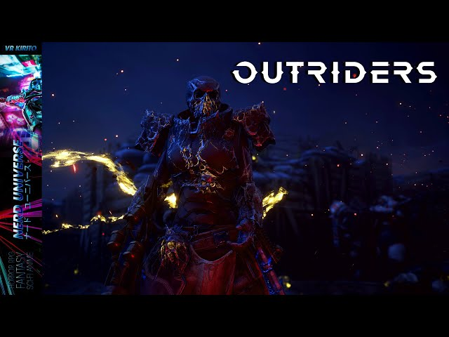Outriders | Gameplay des