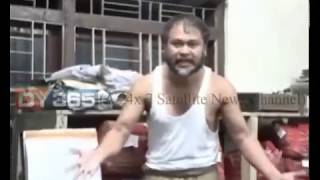Exclusive footage of Akhil Gogoi at Dibrugarh police station after his arrest.