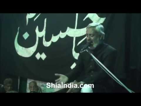 Maulana Zia Abbas Hadees 1436 Hijri