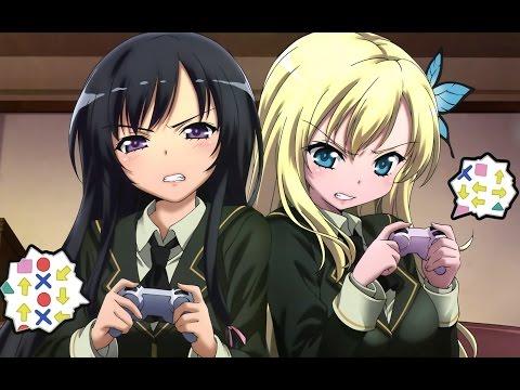 4 игры по мотивам популярных аниме