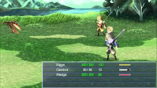 FFIV: The After Years runs at 15FPS
