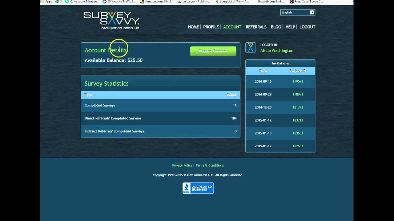 www.surveysavvy.com login