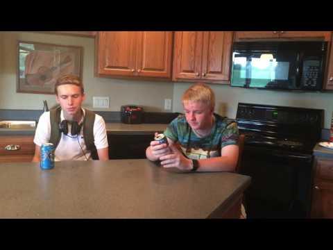 Berry Fanta Review: Jz Cracker Foods