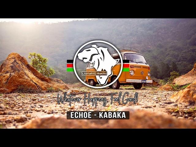Echoe - Kabaka | (Daudi Kabaka - Pole Musa Remix)