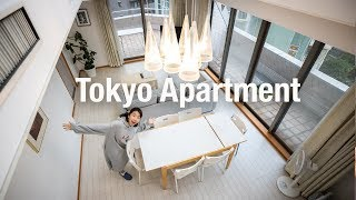 Gambar cover Luxury AirBnB Apartment Tour in Tokyo | STAY AT AN AIRBNB IF YOU TRAVEL JAPAN